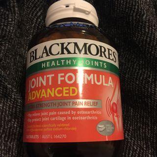 長期代購Blackmores advanced formula 120 capsules