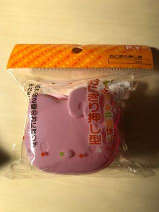 bda90a0a9 Sanrio Hello Kitty Large Rice Ball Mold Sushi Press.