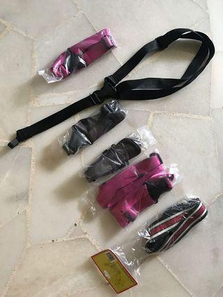 Ukulele straps