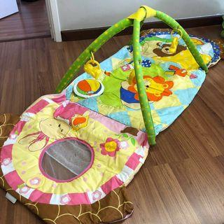 Simple Dimple Baby Play Mat