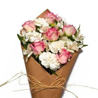 ♡PROMO♡ Mother's Day Pink and White Bouquet