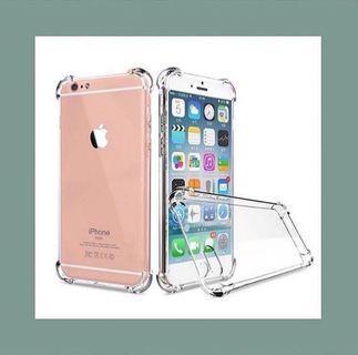 Soft Case Iphone 6/6s Tranparant