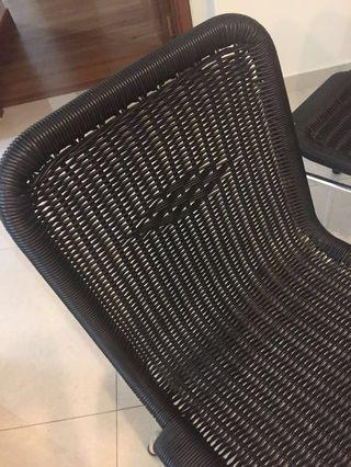 Four (4) Chairs