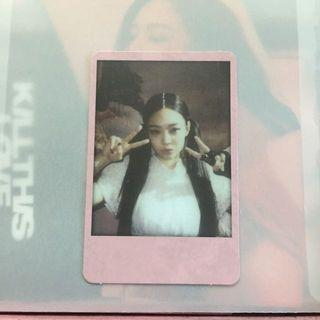 [WTS] Blackpink Jennie Polaroid Photocard