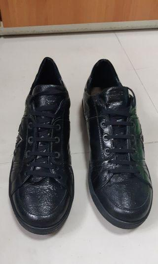 genuine made in Italy JOHN RICHMOND patent sneakers
