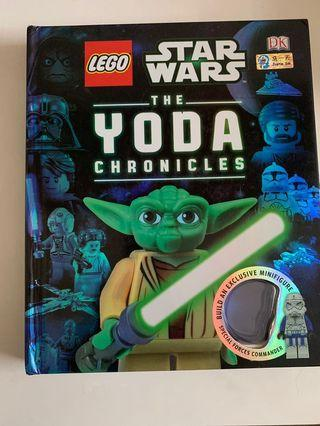 LEGO Book Star Wars- The Yoda Chronicles