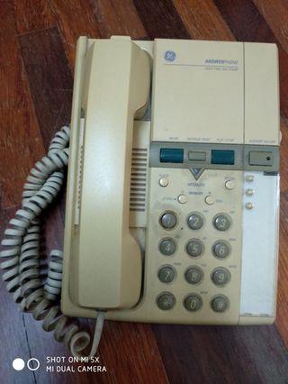 GE Analog phone