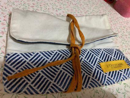 L'occitane 化妝品袋