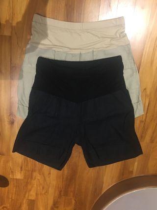 🚚 Maternity shorts