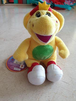 🚚 Barney plush toy