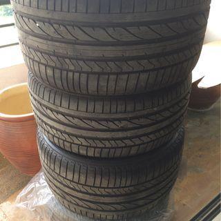"Used BMW X6 E71 20"" Tyres"