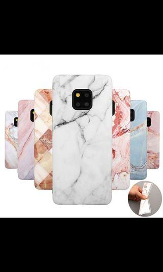 Marble phone cases (HUAWEI)