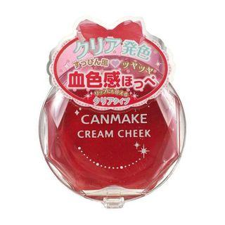 🚚 〔全新僅試用 現貨〕CANMAKE 唇頰霜 CL01