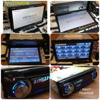 Car's Audio Player Original from Japan