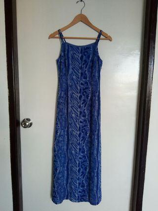 Repriced!!! 150.00 Flowy Maxi Dress
