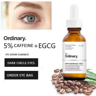 Eye Serum Caffeine Solution 5% + EGCG