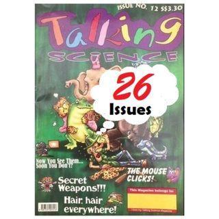 TALKING SCIENCE Magazine