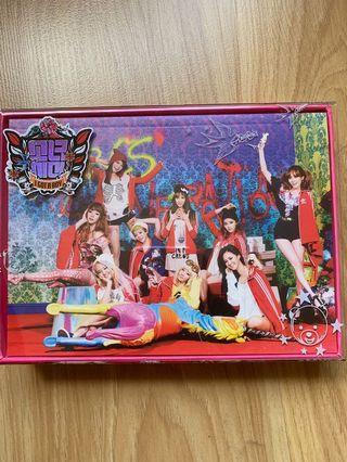 SNSD Girls Generation CD