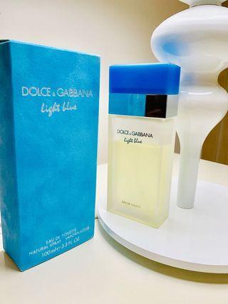 Light Blue by Dolce Gabbana e100ml 3.3 FL OZ