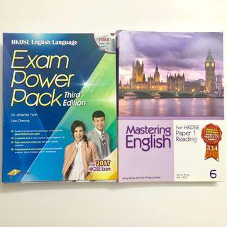 HKDSE English Language Exam Power Pack; Mastering English for HKDSE Paper 1 Reading 6 [DSE英文]