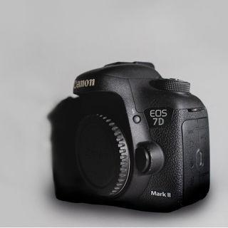FOR SALE! Canon 7D Mark ii Body Only SC rendah DIJAMIN MULUSSS.. NEGO NEGO