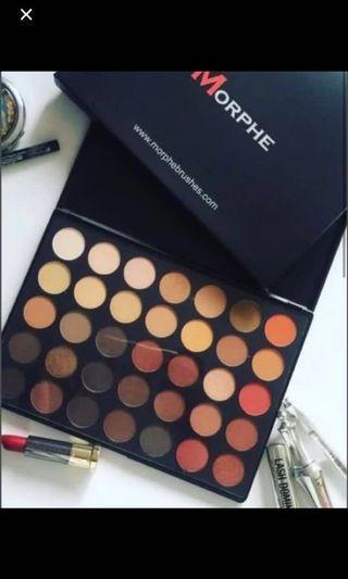 Morphe Palette 350 —