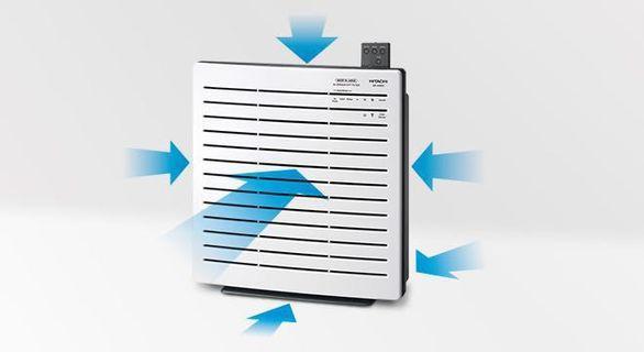 🚚 Hitachi Air Purifier EP-A3000 White