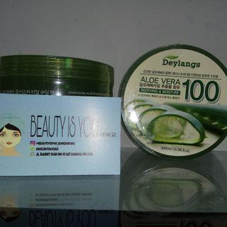 Deylangs Aloevera Soothing Gel 100