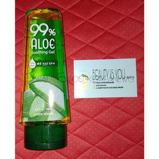 Etude House Aloevera Soothing Gel 99%