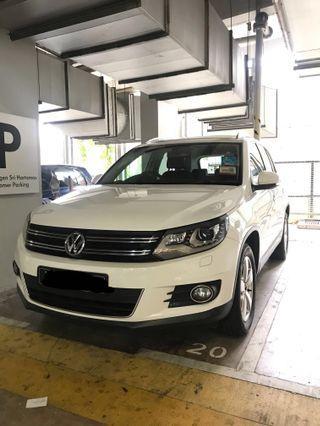Volkswagen Tiguan 2015 1.4 BMT SPORT