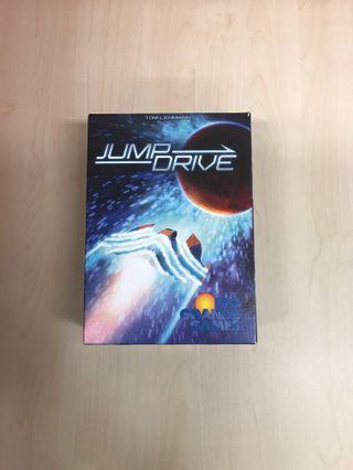 🚚 Jump Drive Board Game