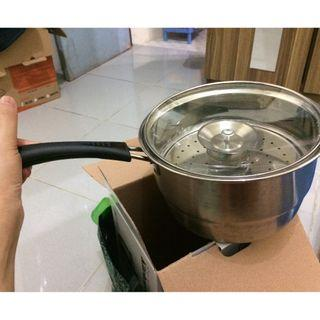 Milk pot stainless steel