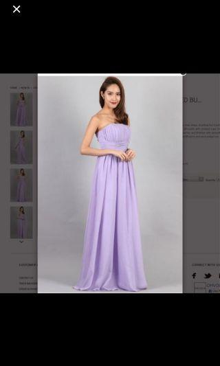 🚚 Bridesmaid Dress