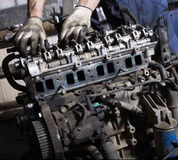 Engine Overhaul Specialist. Fast and Reasonably Priced!
