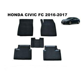 Honda Civic 2016-2019 EVA Car Floor Mat