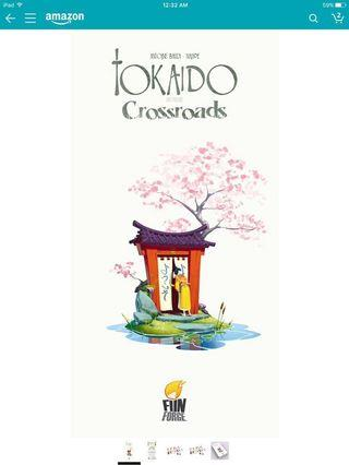 🚚 Tokaido Crossroads The First Expansion