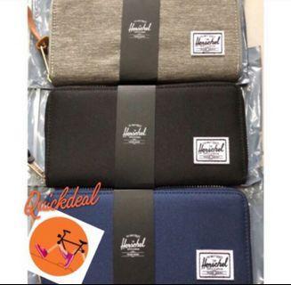 Herschel Long Zip Wallet