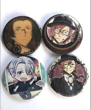 Anime Can Badges