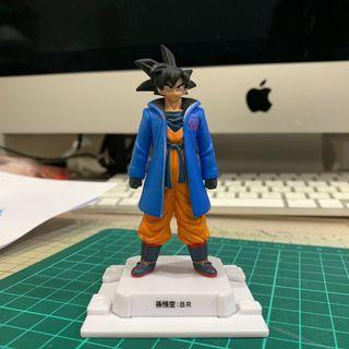 Dragon Ball Skills 04 - Goku
