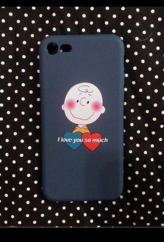 iPhone7/8 查理布朗手機殼