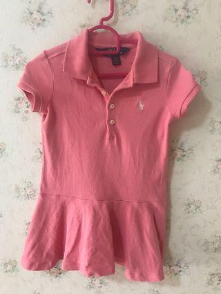 Preloved Dress Ralph Lauren 2t