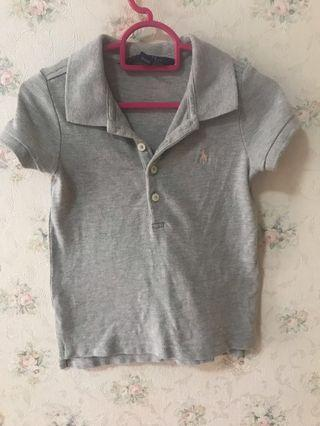 Preloved Polo Shirt Ralph Lauren 2t