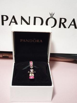 Pandora Charm - Korean Doll Dangling Charm