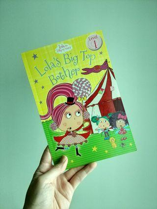 🌸🍀六本合售🍀🌸 lola the Lollipop fairy, 6 books bundle ( Paperback )