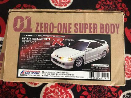Bodyshell Intergra Type R