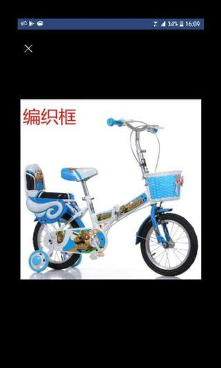 Foldable Bicycle/size 12/18