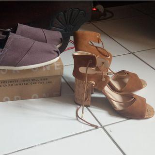 Brand new Guess shoes for sale
