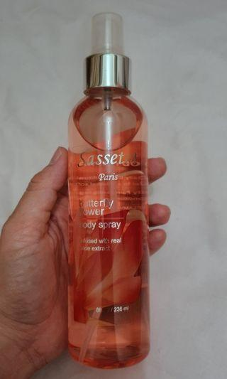 Sassetot Body Spray Parfume