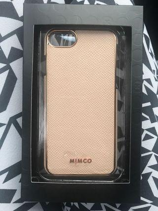 Mimco iPhone case 6/6s/7/8 bnib unwanted gift