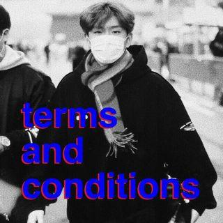 terms and conditions (t&cs)